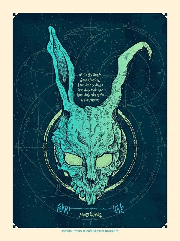 A Storm Is Coming DONNIE DARKO