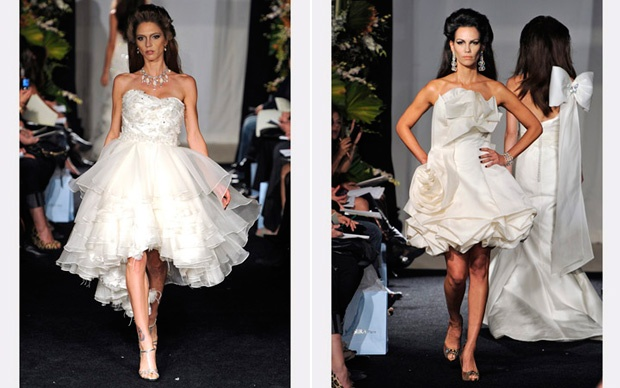 Yumi Katsura Wedding Dresses 2012 S/S Collection | OMG I'm Getting Married UK Wedding Blog | UK Wedding Design and Inspiration for the fabulous and fashion forward bride to be.