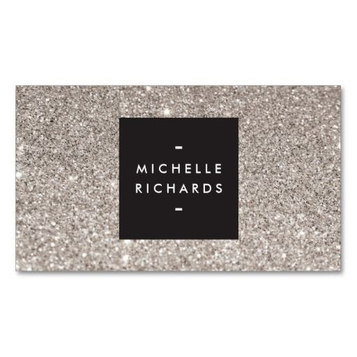 330 best makeup artist business card templates images on pinterest glamorous silver glitter modern beauty business card beauty business cardscreative business cardsmakeup artist colourmoves