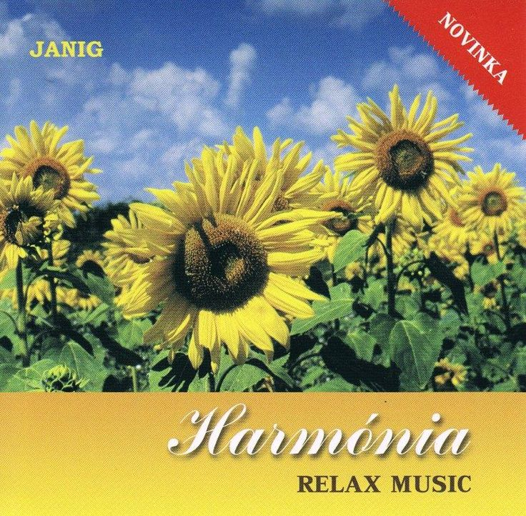 CD - Relax music - JANIG -