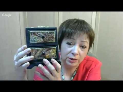 """# МК Фирдаус Батдалова """"Шкатулка из камня..."""" - YouTube"""