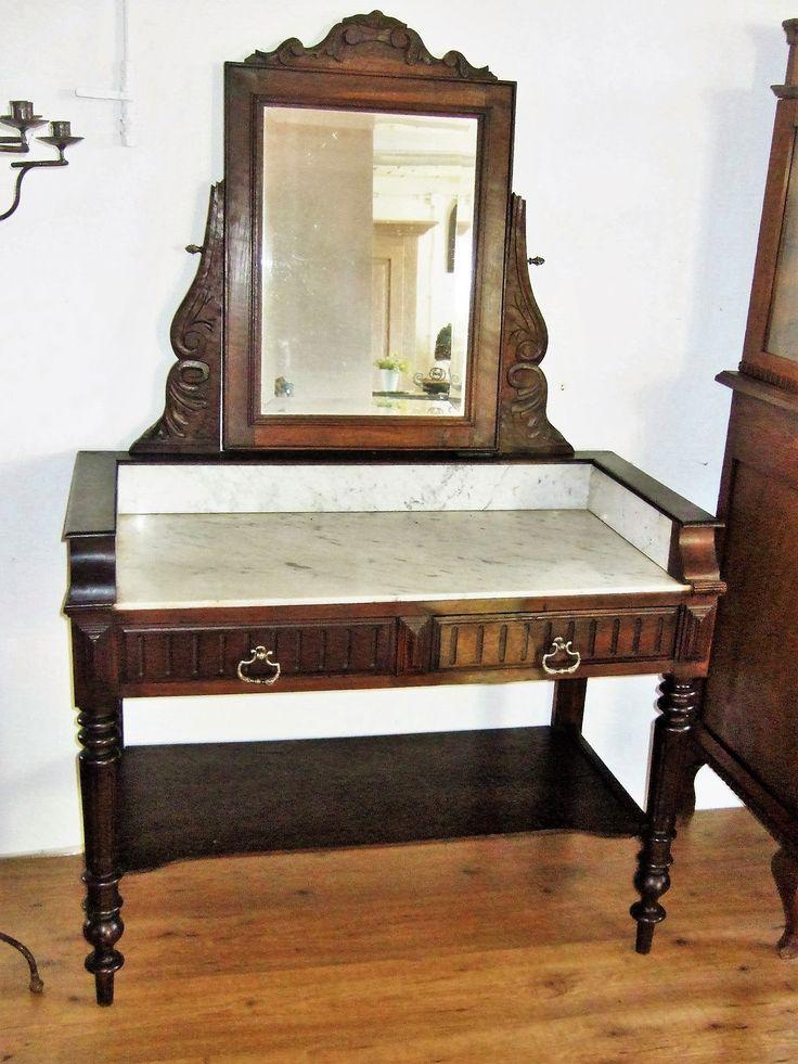25 beste idee n over spiegel meubels op pinterest grijs slaapkamerontwerp gespiegelde - Wastafel originele ...