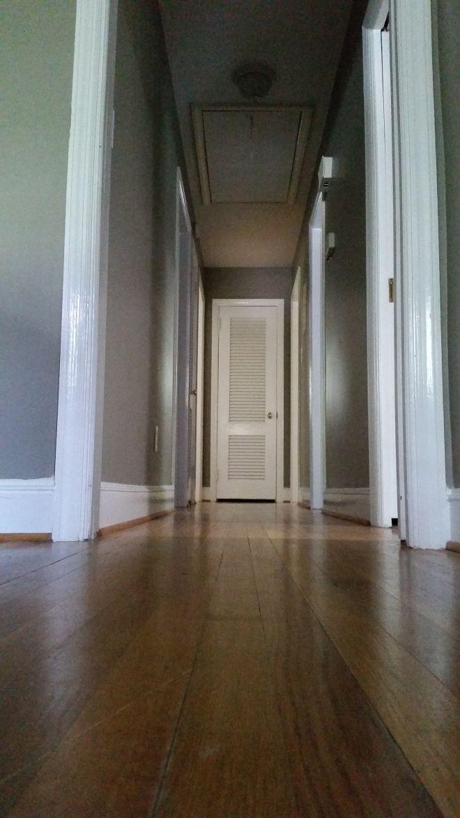 Redecorating The Hallway Grays Tiles Tile Floor Room