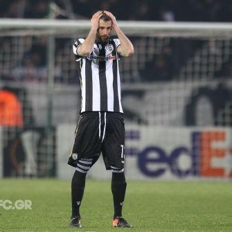 Εικόνες από το ΠΑΟΚ-Σάλκε - PAOKFC