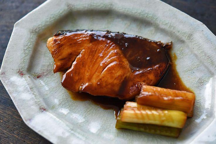 ぶりの照り焼きのレシピ/作り方:白ごはん.com