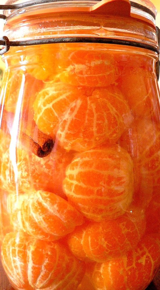 How To Preserve Citrus.