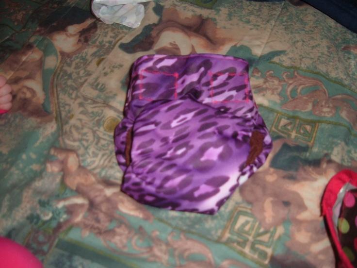 Pattern/Patron : Darling Diaper