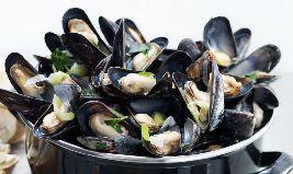 Hier vind je een heerlijk recept voor overheerlijke mosselen. Altijd weer feest met zo'n dampende pan mosselen!