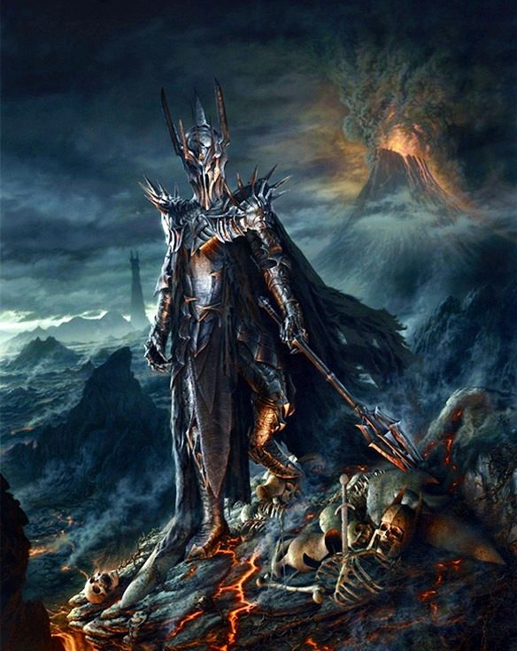 Sauron [SEIGNEUR DES ANNEAUX]