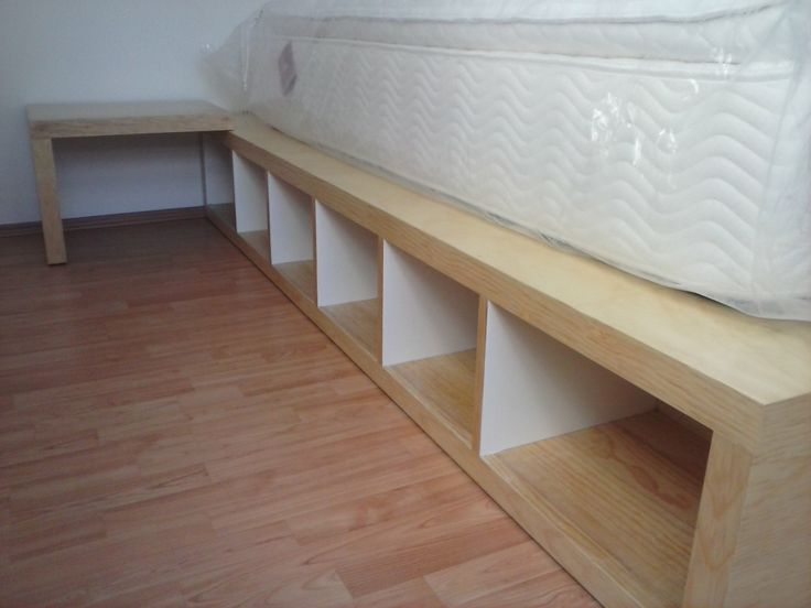 Base de cama muebles pinterest bases de cama camas for Base de cama