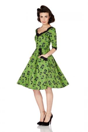 Voodoo Vixen Katnis Dress; size L; NWT; $85 shipped