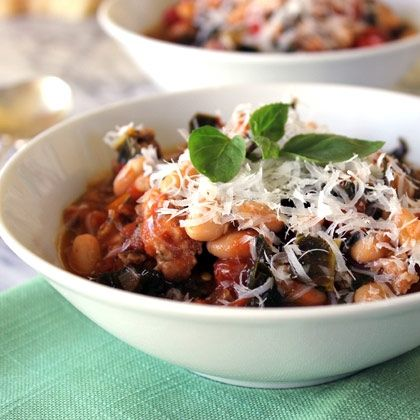 Italian Chili Recipe — Dishmaps