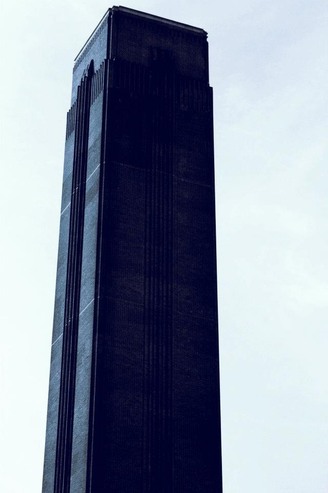 Tate Tower, 2011. (ryanjhughes).