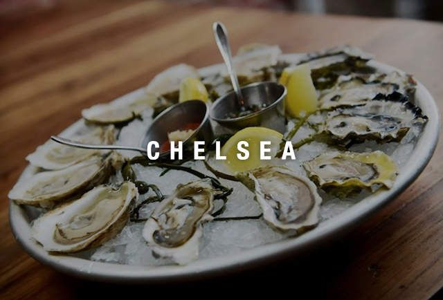 64 Amazing Oyster Happy Hours in NYC