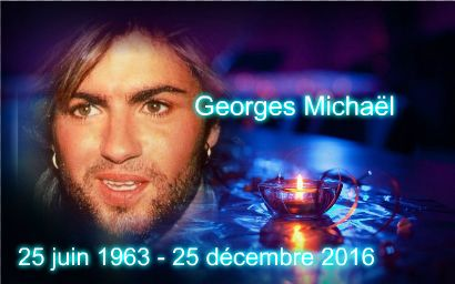 "✟   RIP Georges Michael ✟  😢😢😢 on se rapellera des plus grands tubes qui nous ont fait rêver.... ""Everything She Wants"", ""Last Christmas"", ""Do They Know It's Christmas? "" ""Don't Let the Sun Go Down on Me"", ""I'm Your Man"",  ""A Different Corner"", ""The Edge of Heaven"", ""Wake me up before you go go"", ""Freedom"", ""Where did your heart go ?"", ""Carless whisper"", ""Bad boy""......."