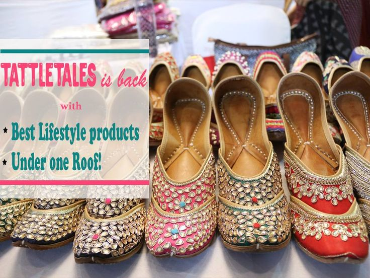 #Tattletales ensures you will be spoiled for choices. Date: 7th & 8th Time: 11am- 10pm Address: Banquet at Grand Uniara, Jawaharlal Nehru Marg, Near Trimurti Circle, Jaipur Call: 9604670710 #Exhibition #Fashion #Jewellery #Footwear #CityShorJaipur