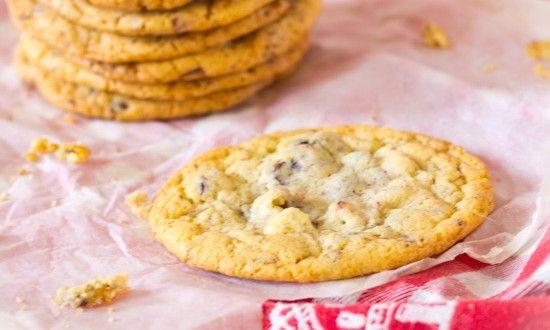 Chocolade pecan cranberry koekjes ~ Es' Factory