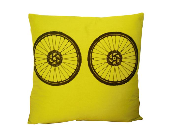 Povlak polštáře Bike