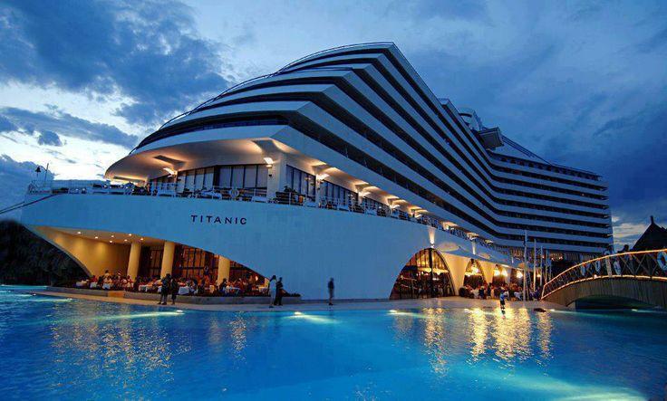 Titanic Beach Resort - Turkey
