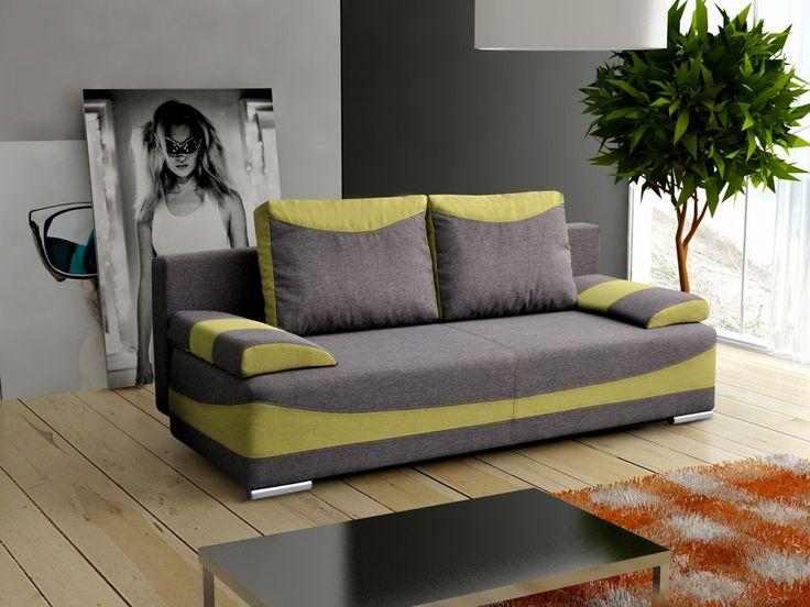 Wählen Sie Ihr Modell in modernen Farben und Materialien. Ob im Landhausstil oder in Designoptik, ein Sofa bietet immer Platz zum Entspannen..  Maße: Breite: 196 cm  Tiefe: 89 cm  Höhe: 80 cm  Sitztiefe: 51 cm Sitzhöhe: 44 cm  Schlaffläche: 196 cm x 140 cm  #Sofa #Couch #CouchmitSchlaffunktion #Polstergarnitur #Wohnlandschaft #Sofagarnituren