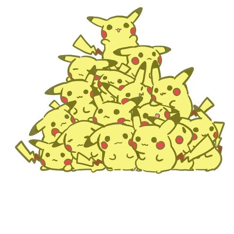 「ピカチュウつめつめ」/「ばん」のイラスト [pixiv] #Pikachu