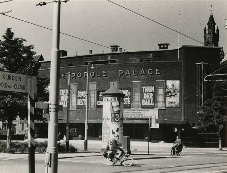 Metropole, Laan van Meerdervoort, Den Haag