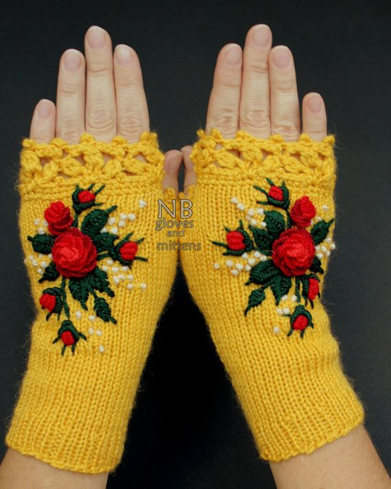 These unique hand knitted accessory can be a wonderful accent to Your clothes :)…