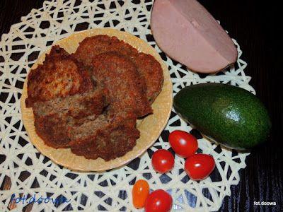 Moje Małe Czarowanie: Aromatyczne chlebki żytnie zakwasowe z patelni