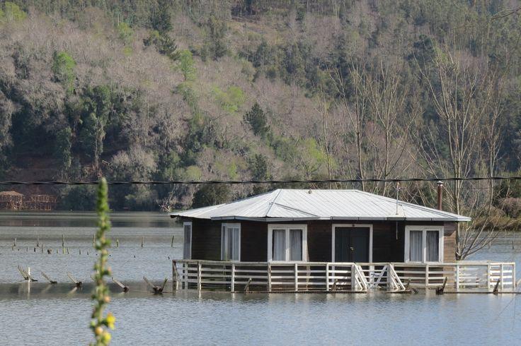 La casa en el lago