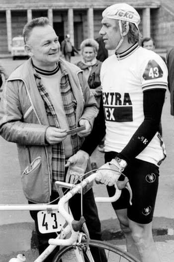 Bogdan Tuszyński (dziennikarz sportowy) i Tadeusz Mytnik.