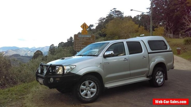Toyota Hilux Ute SR5 2010 #toyota #hilux #forsale #australia