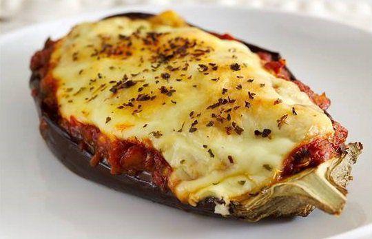 No Instagram a Elisa, a MasterChef, ensina uma receitinha de beringela ao forno…