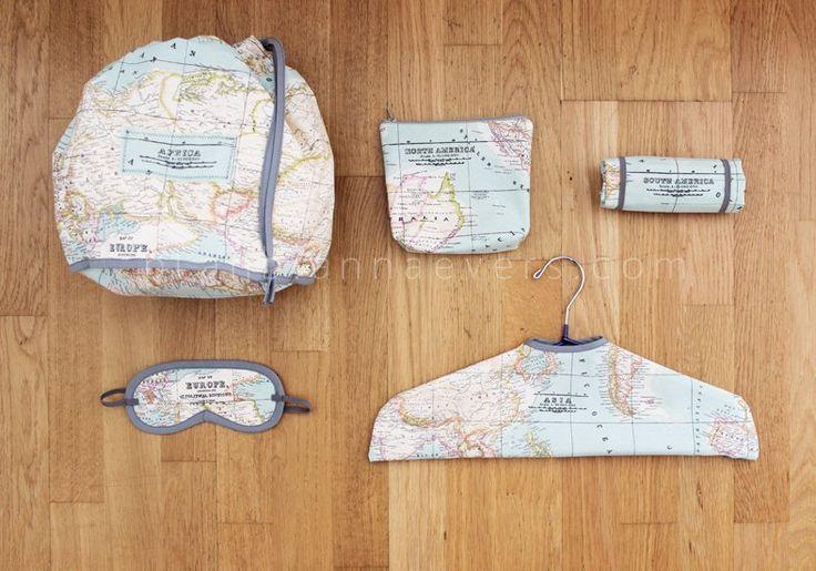 DIY Travel kit.