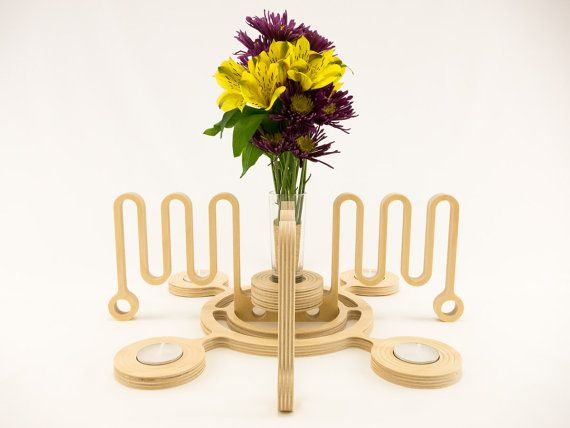 Style 14  Coffee Table Candle Holder and by KkornerInnovations, $36.00