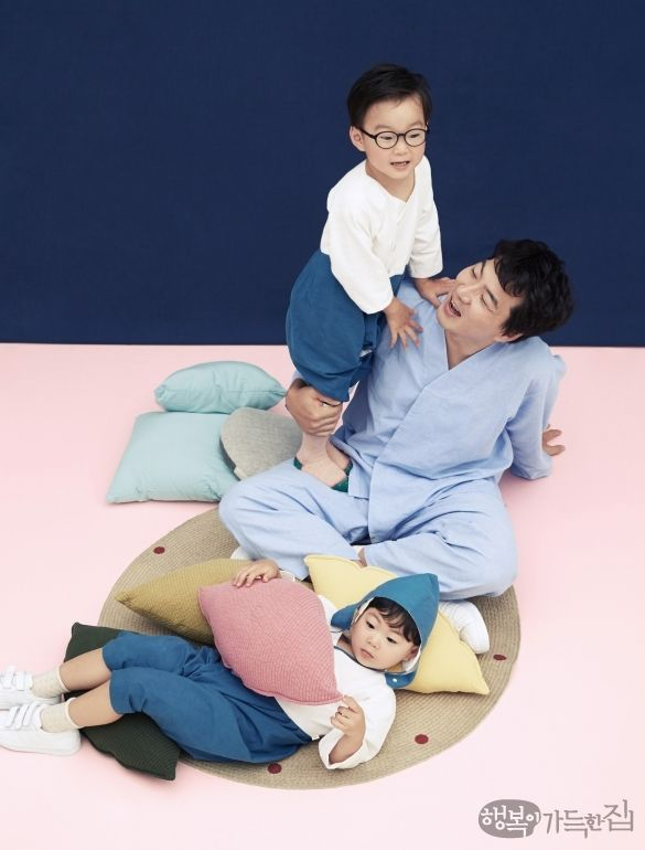 #Songtriplets For Happydesignhouse Korea Magazine CR :: Happydesignhouse