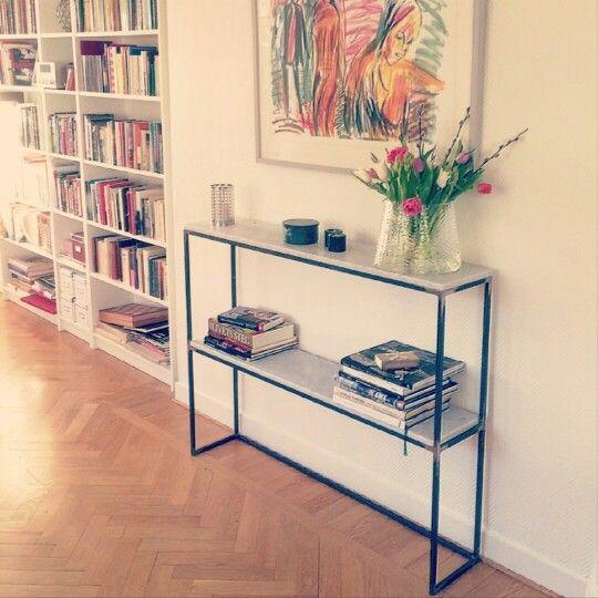 #sideboard #hallbord #marmor #marble #berghammar