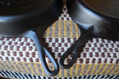 Lodge cast iron dating