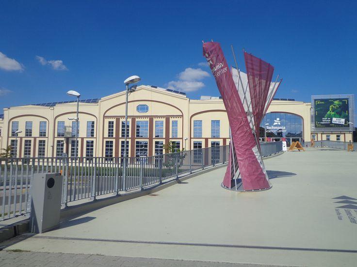Techmanie, Plzeň, Czech republic