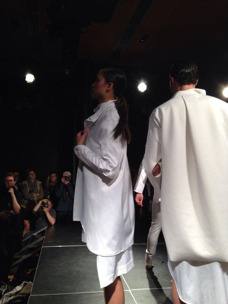 Vestiaire à l'épanchement métaphysique et existentiel .. @Pedram Karimi #AW14 #FashionPreview @PHI #Montreal
