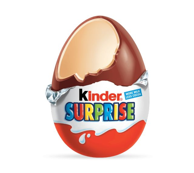 What's the deal with Kinder Surprise and how can they be illegal in the USA? Discover all you need to know about this forbidden Easter chocolate treat.
