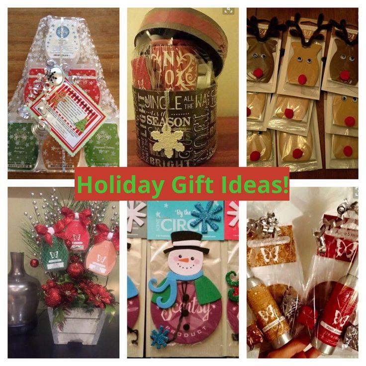 Scentsy Holiday Gift Ideas! Desdiehl.scentsy.us