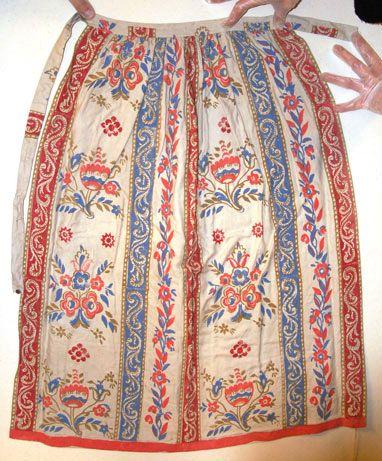 Linum: a Norwegian Blockprint - mid to late 19th century. Duran Textiles Newsletter. Newsletter no. 4-2008