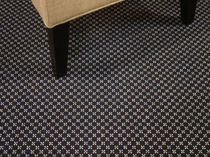 Bellbridge Carpets -Style: Solitaire II Color: Navy
