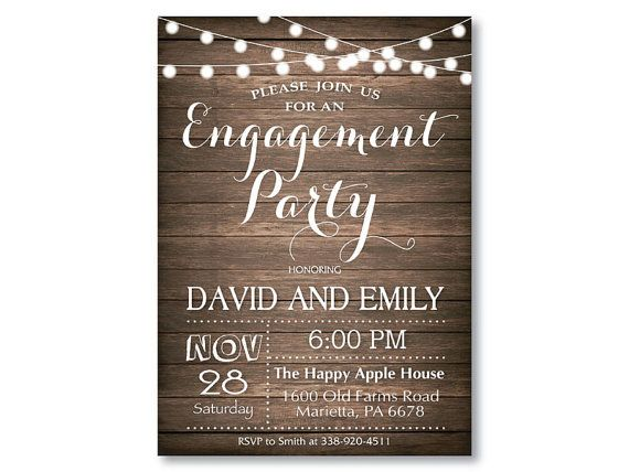 Best 25+ Engagement invitation message ideas on Pinterest - engagement invitation words