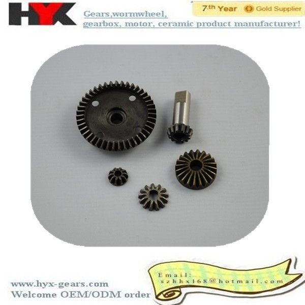 OEM hot sales steel hobbing bevel gear