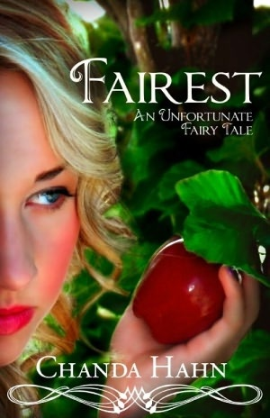 "Chanda Hahn's UnEnchanted collection, loving the second book in the series, ""Fairest."" -read-"