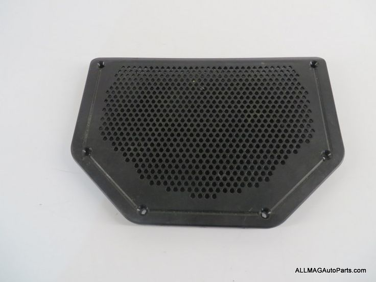2006-2013 BMW 3 Series Right Front Subwoofer Trim Cover Logic 7 29 65136925337