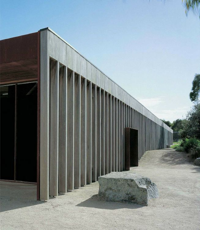 Sean Godsell: the Woodleigh School Science Building, Victoria, Australia 2002