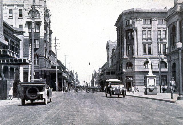 C918-0079 Post Office, Hunter Street, Newcastle NSW, c.1920