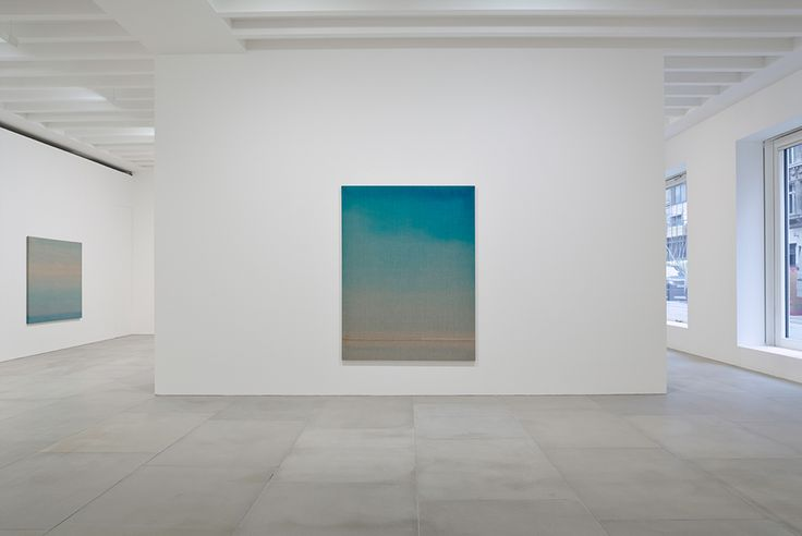Exhibition of new paintings by French artist Agathe de Bailliencourt opens at Blain/Southern